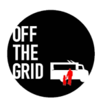 Logo of off the grid food event